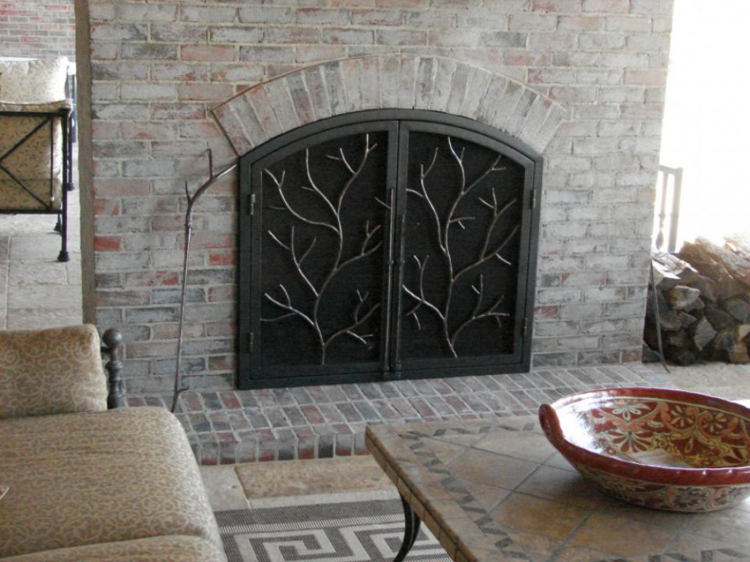 Add Style to Your Space With Custom Ironwork